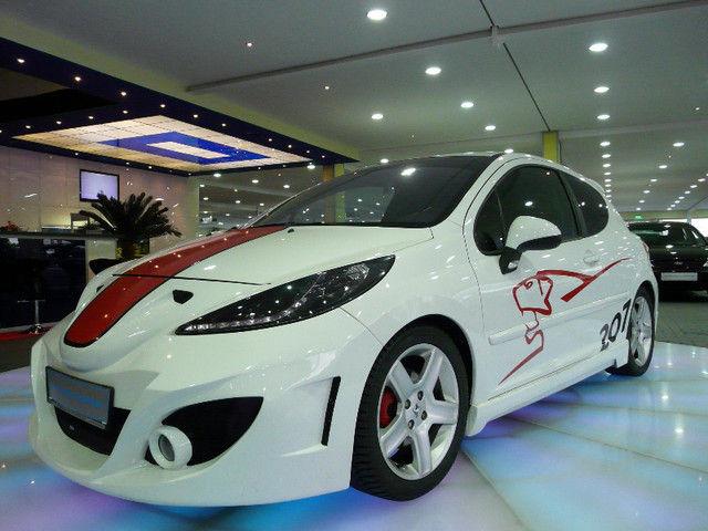 Peugeot 207 Sport 110