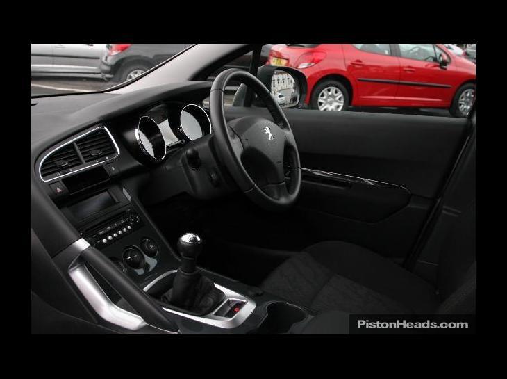 Peugeot 3008 120 VTi