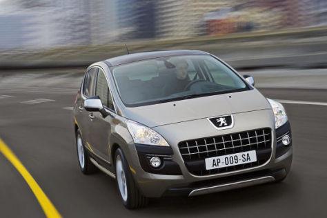 Peugeot 3008 HDi FAP 110