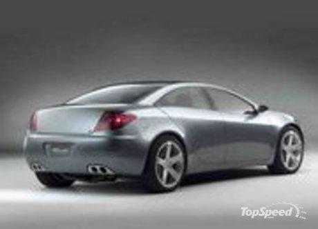 Pontiac G6 GTP Sedan