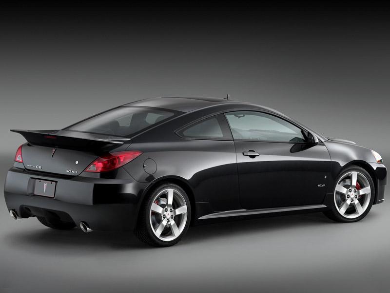 Pontiac G6 GXP Coupe