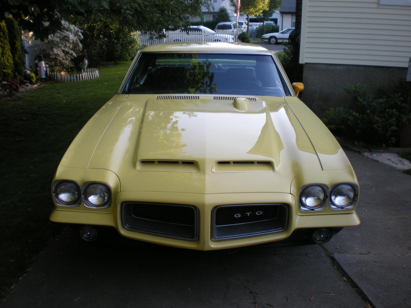 Pontiac GTO 455