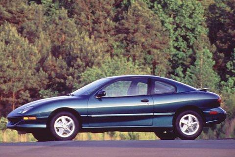 Pontiac Sunfire SE Coupe
