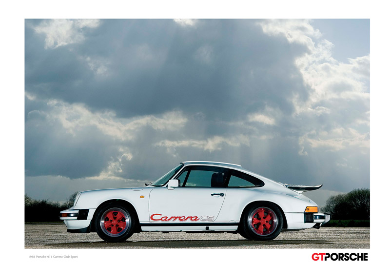 Porsche 911 Carrera Clubsport