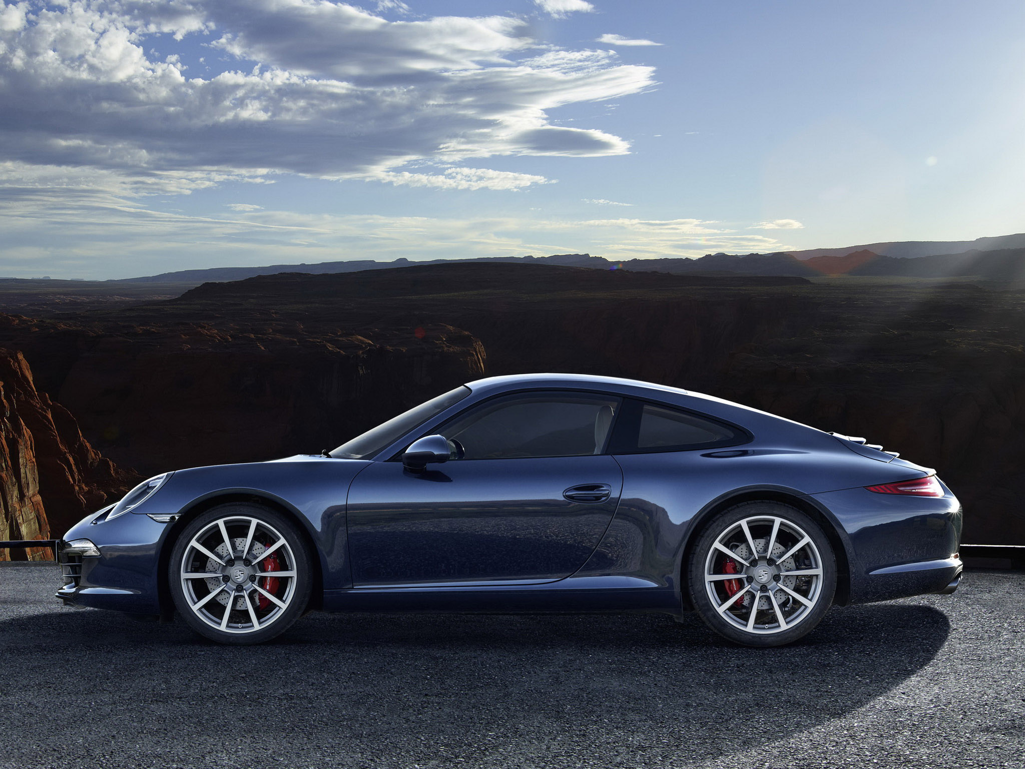 Porsche 911 Carrera S Coupe