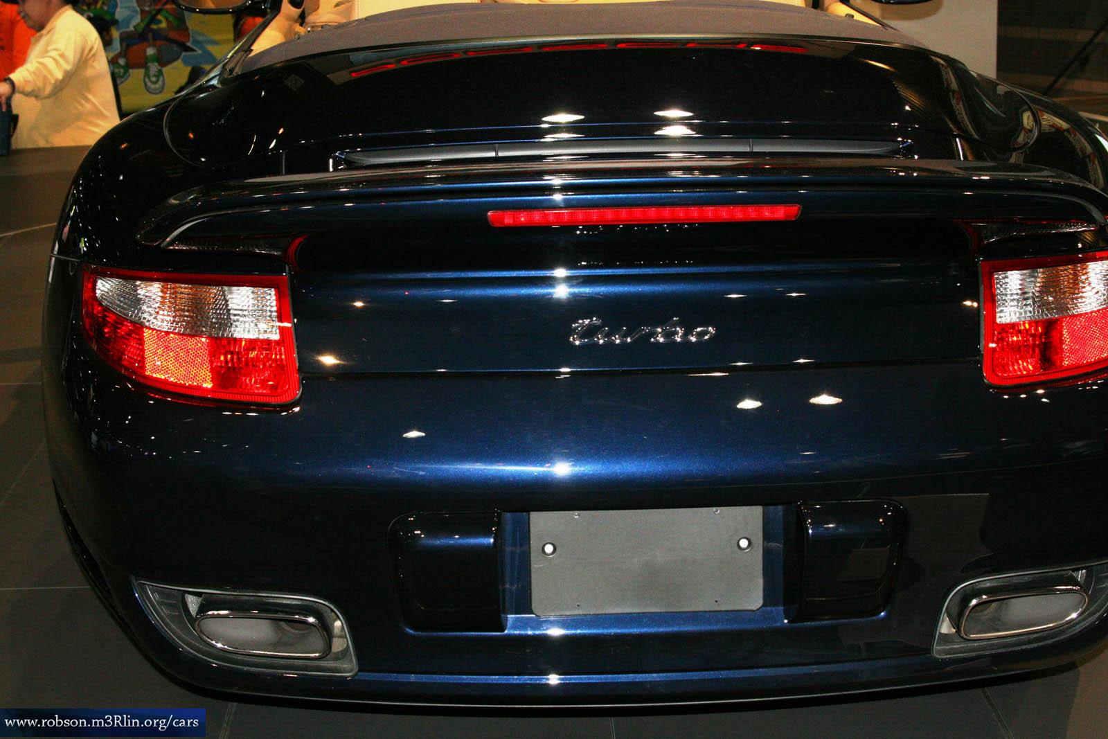 Porsche 911 CTR