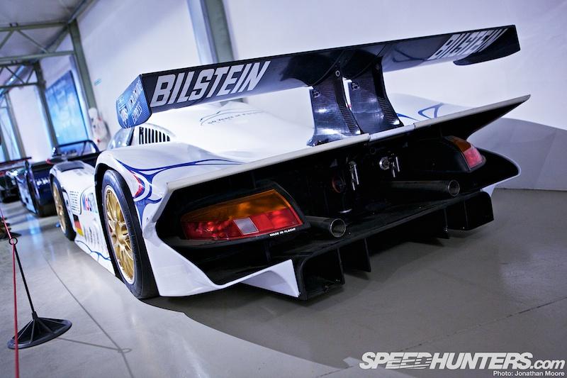 Porsche 911 GT1 LM Street