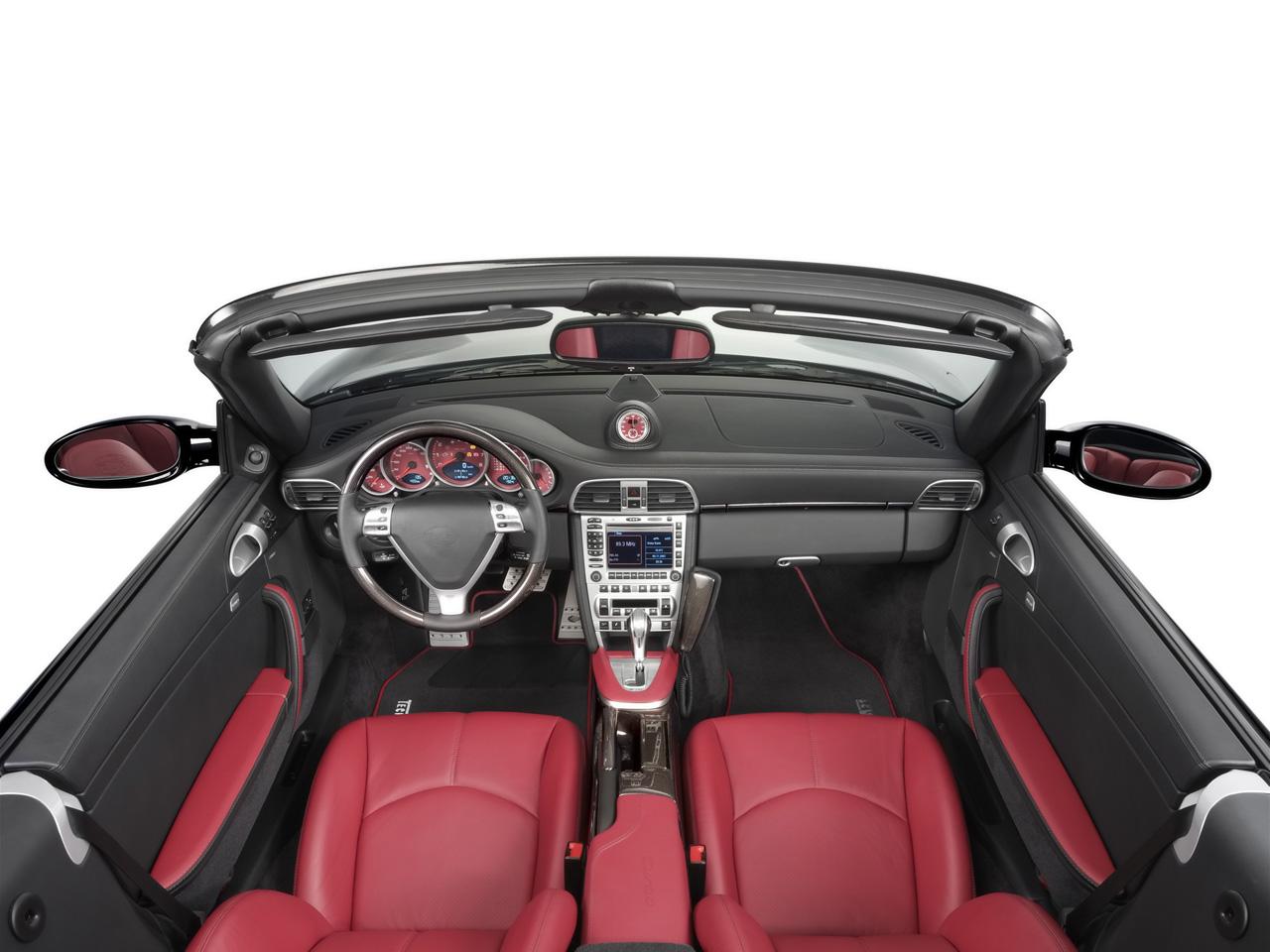 Porsche 911 Turbo Cabriolet Tip-tronic