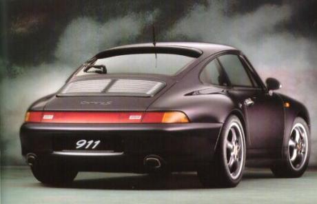 Porsche 993 S