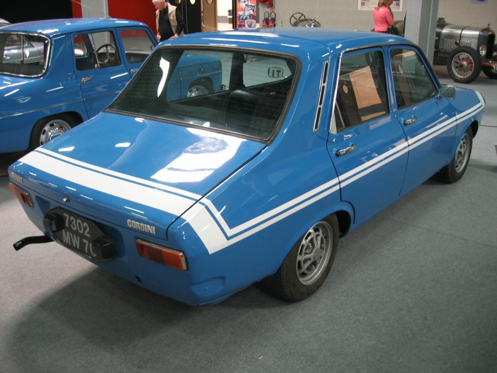 Renault 17 Gordini