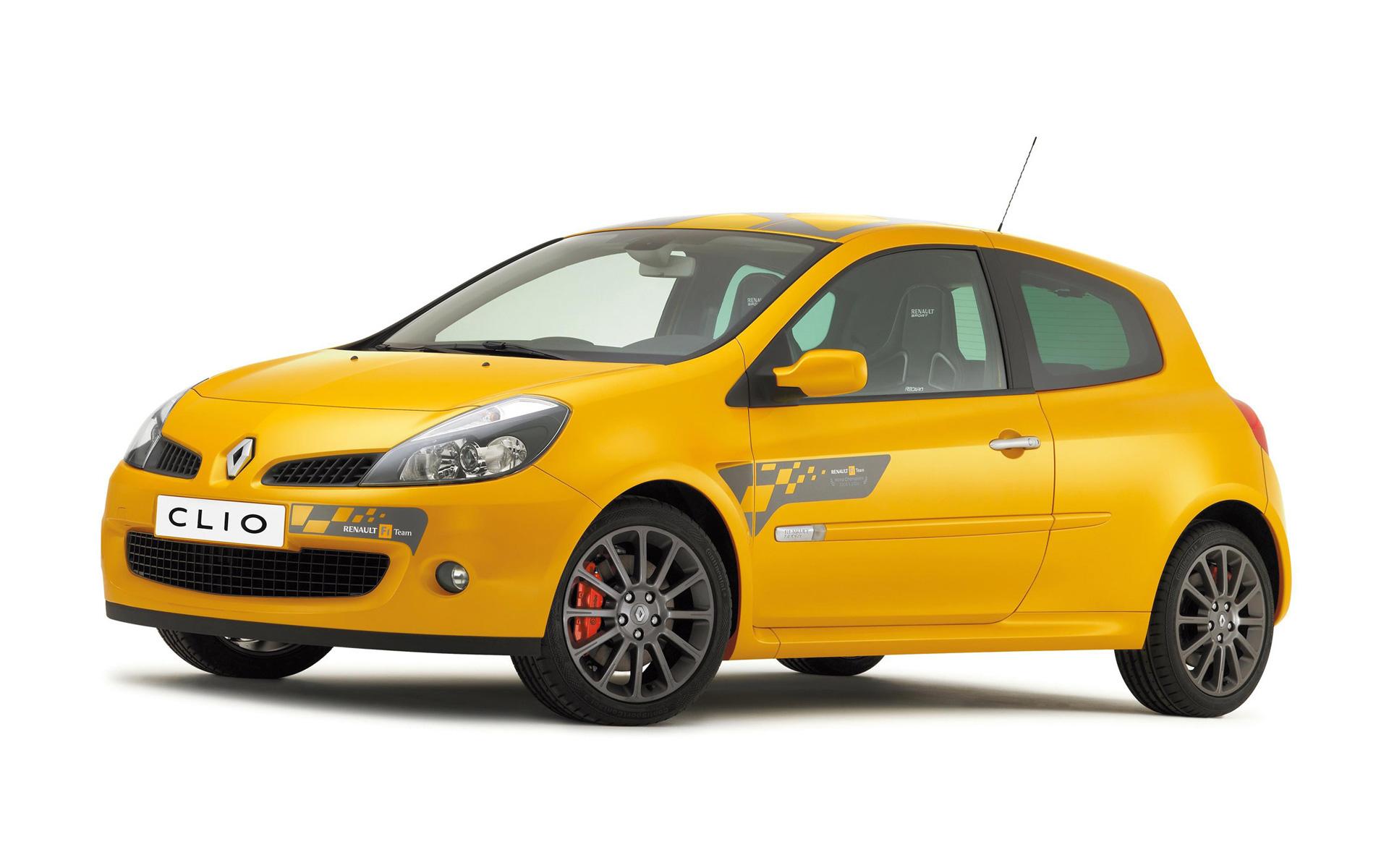 Renault Clio F1 Team