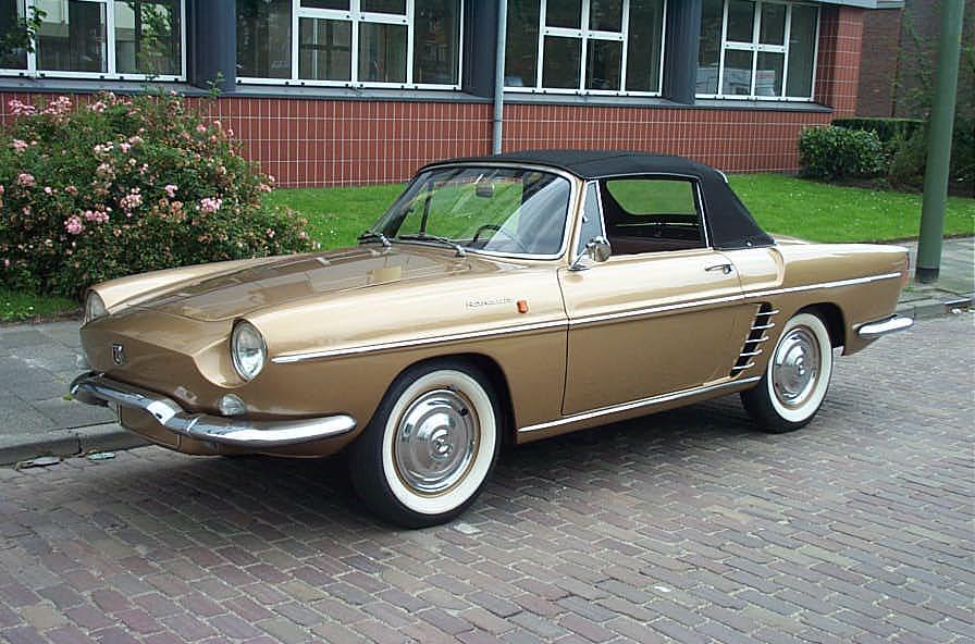 Renault Floride Convertible