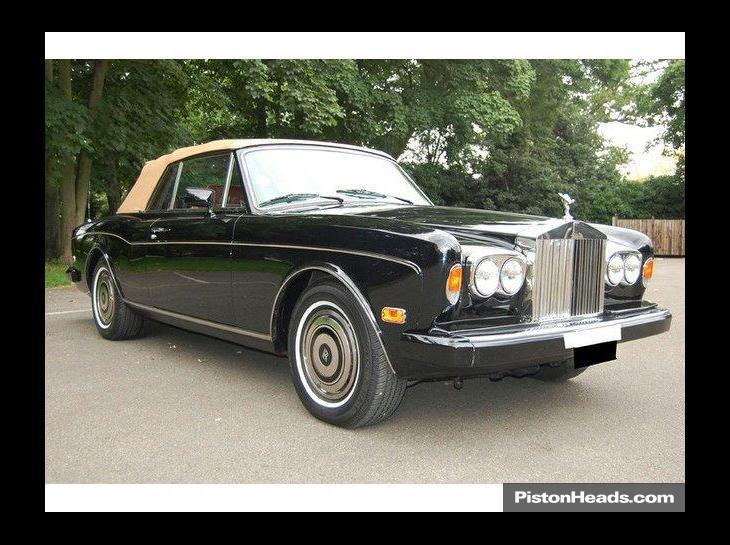 Rolls-Royce Corniche Automatic