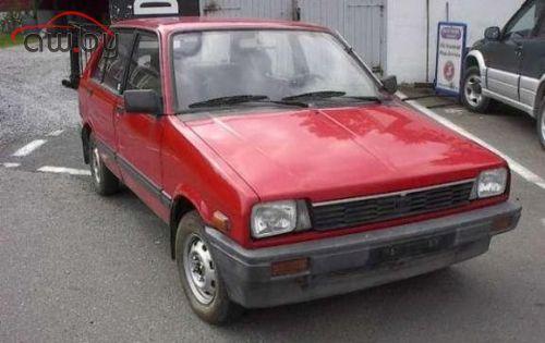Subaru Justy 1000 4WD (KAD-A) (5 dr)