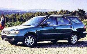 Suzuki Esteem GLX