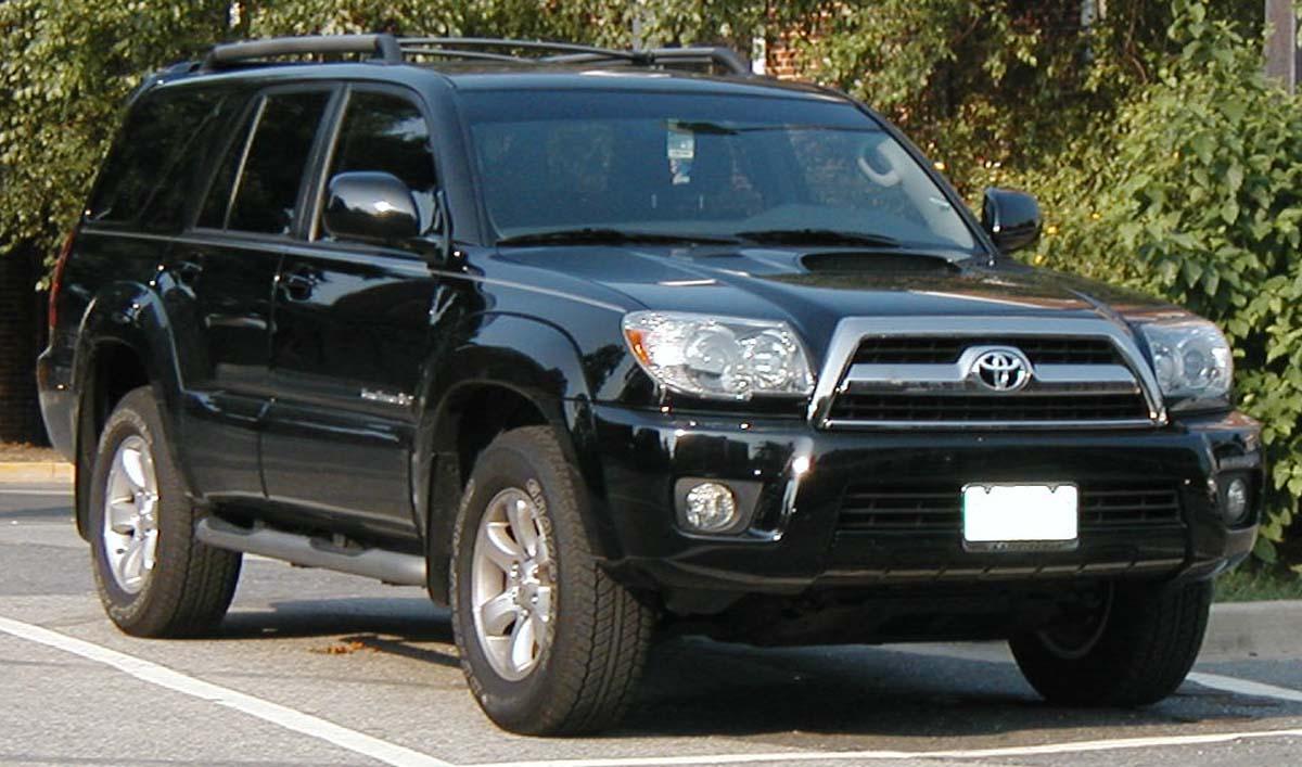 Toyota 4 Runner