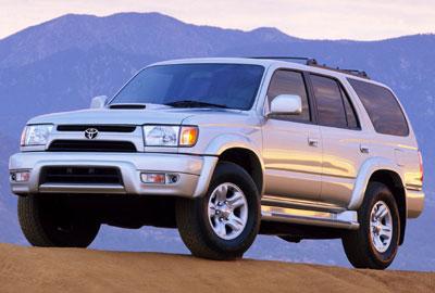Toyota 4 Runner Limited V6 4x4