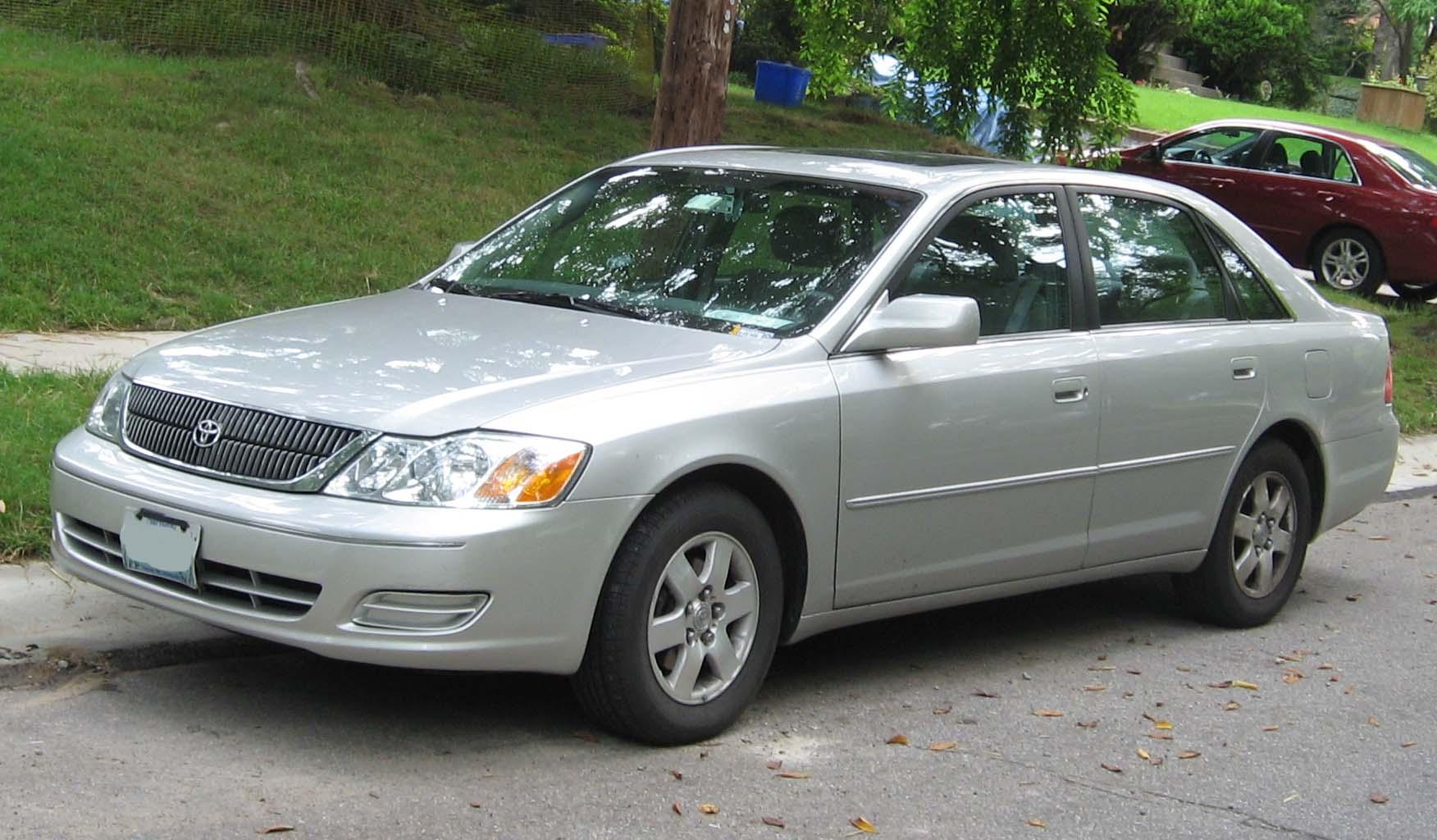 Toyota Avallon