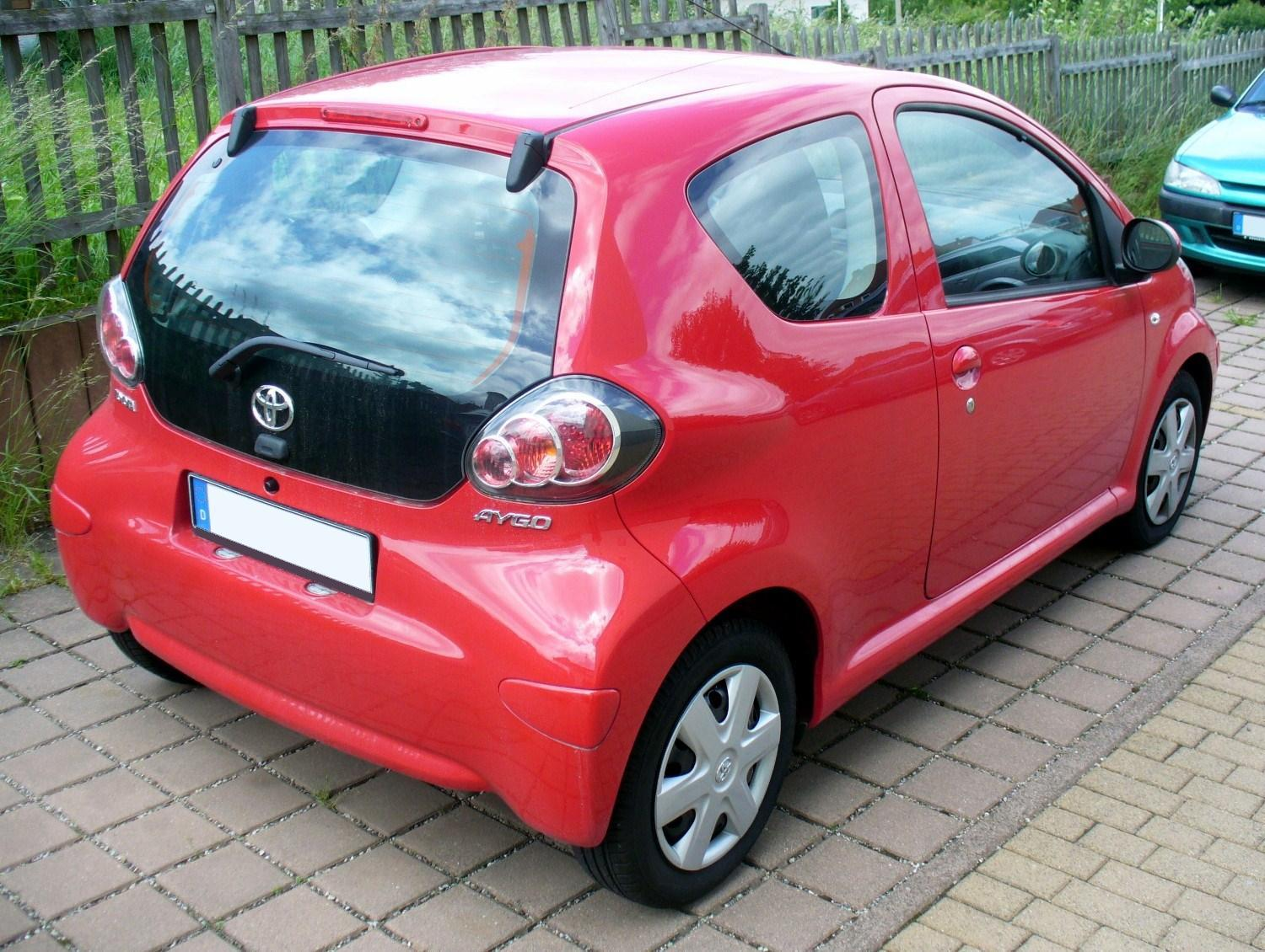 Toyota Aygo City