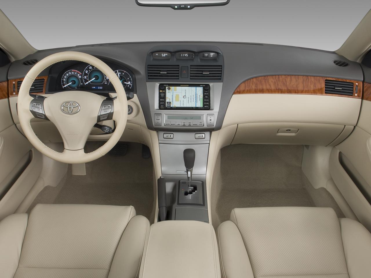 Toyota Camry Solara Convertible