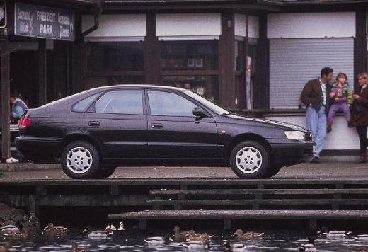 Toyota Carina E Liftback