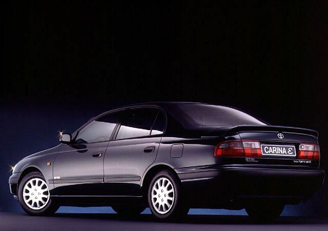 Toyota Carina E Sedan