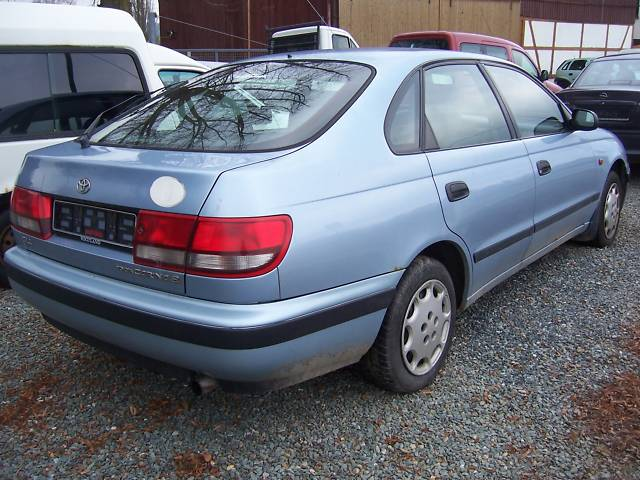 Toyota Carina Liftback