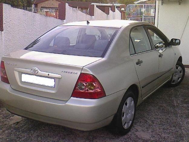 Toyota Corolla 160i GLS