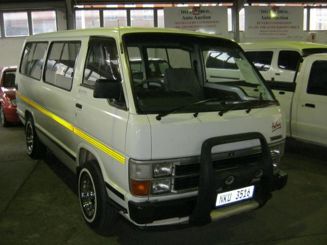 Toyota Hi-Ace Siyaya
