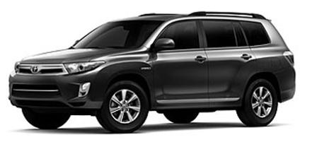 Toyota Highlander Limited 4x4