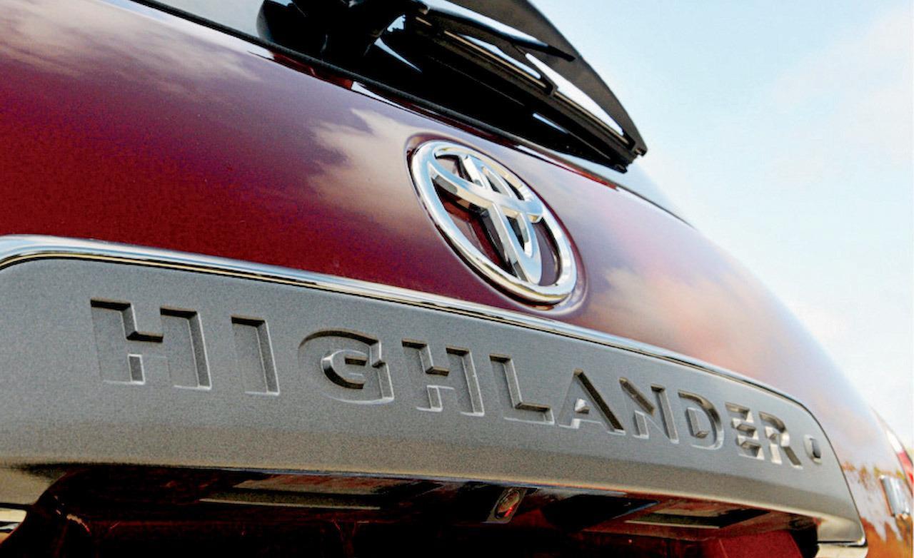 Toyota Highlander Sport Long 4x4