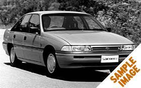 Toyota Lexcen