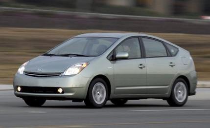 Toyota Prius Touring
