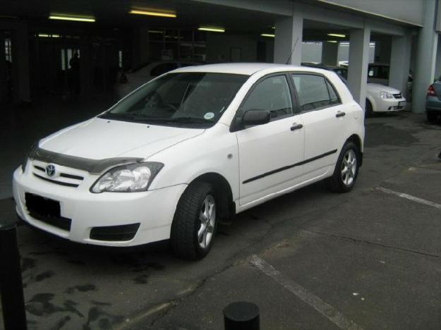 Toyota RunX 140