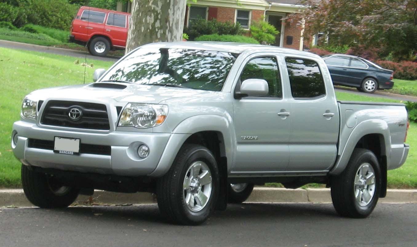 Toyota Tacoma 4x4 Double Cab
