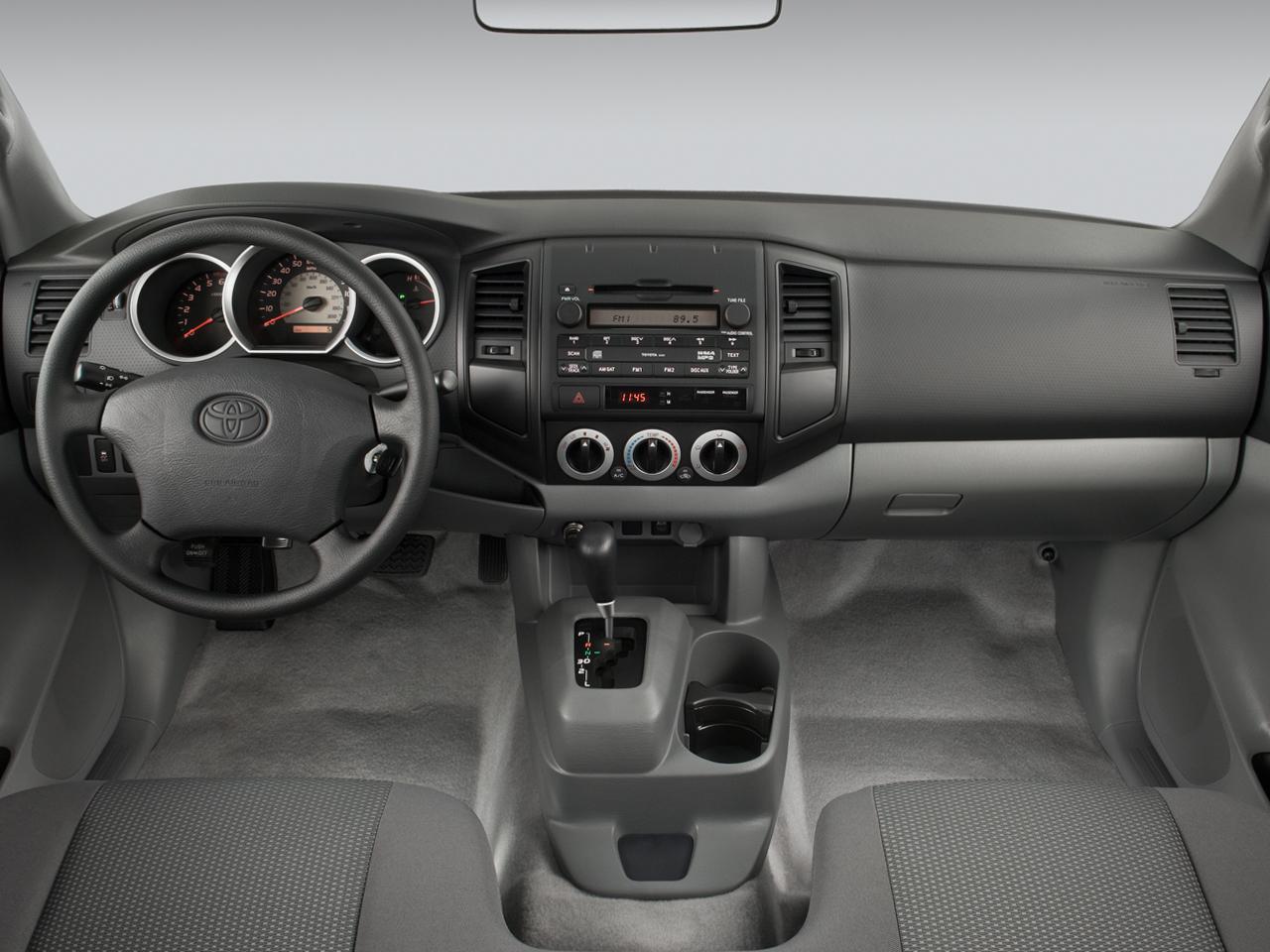 Toyota Tacoma Regular Cab I4 Automatic
