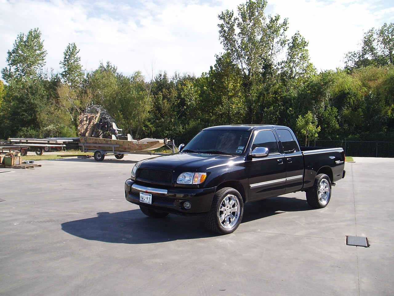 Toyota Tundra SR5 Access Cab