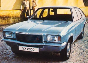 Vauxhall VX 2300