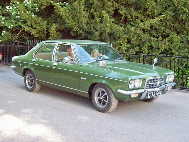 Vauxhall VX4