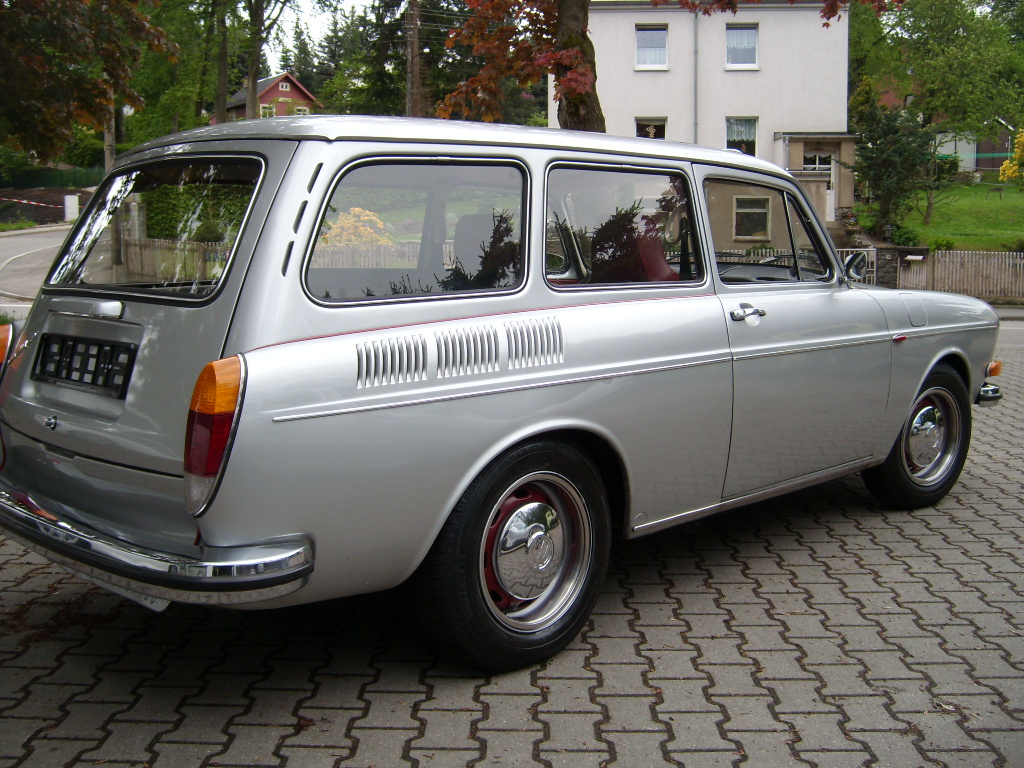 Volkswagen 1600 L Variant