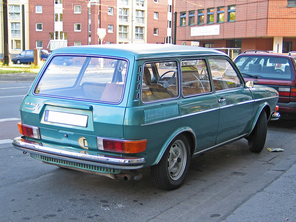 Volkswagen 411 LE