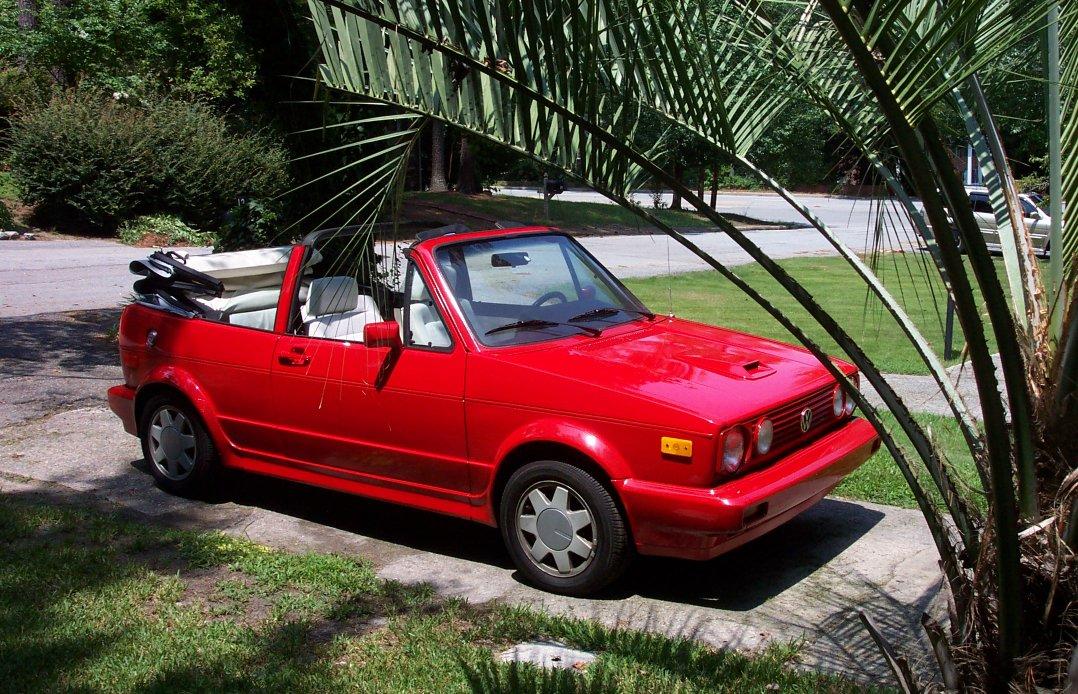 Volkswagen Cabriolet