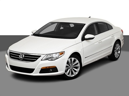 Volkswagen CC Lux