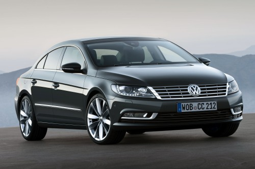 Volkswagen CC VR6 4Motion Executive