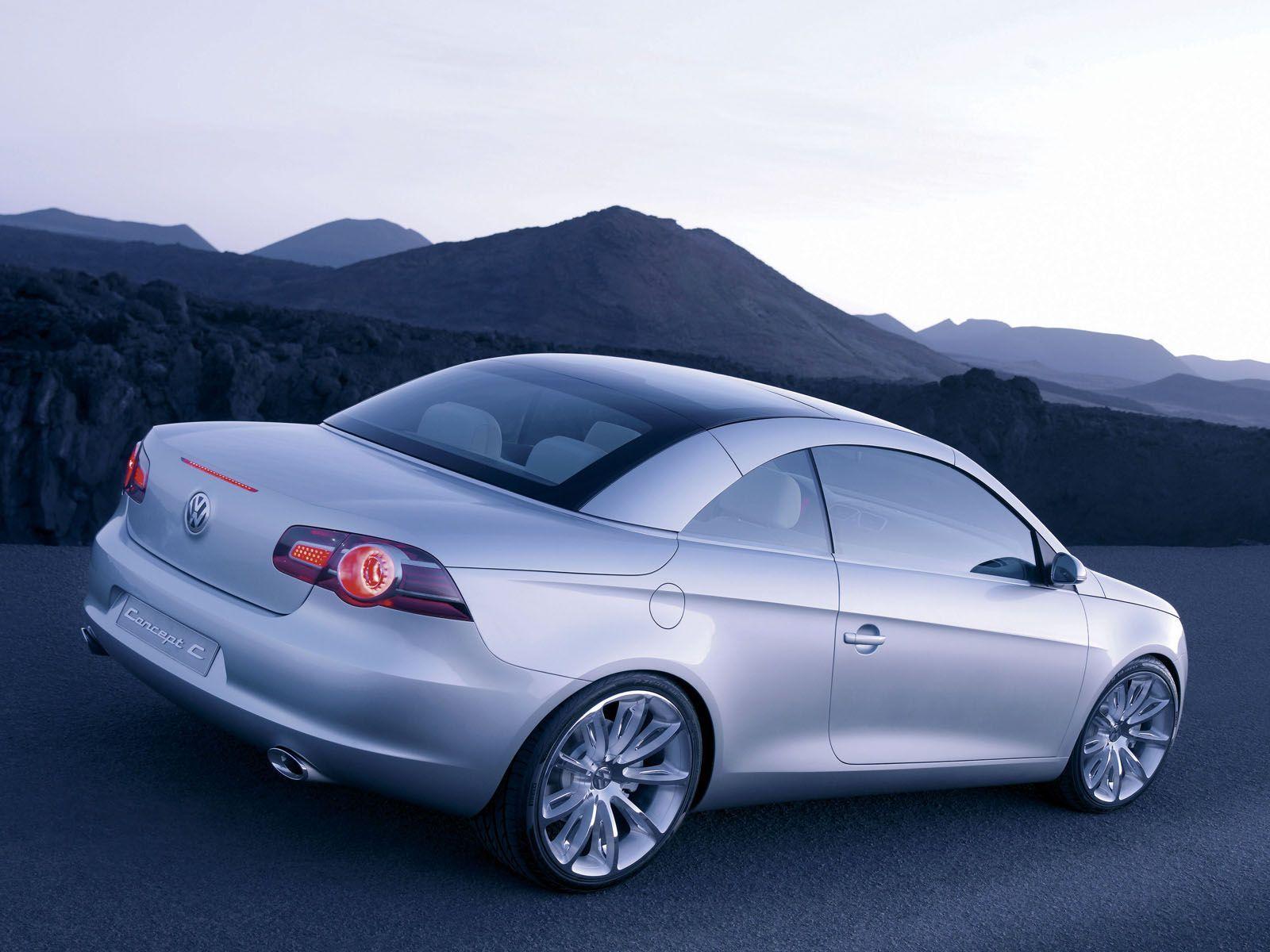 Volkswagen Concept C