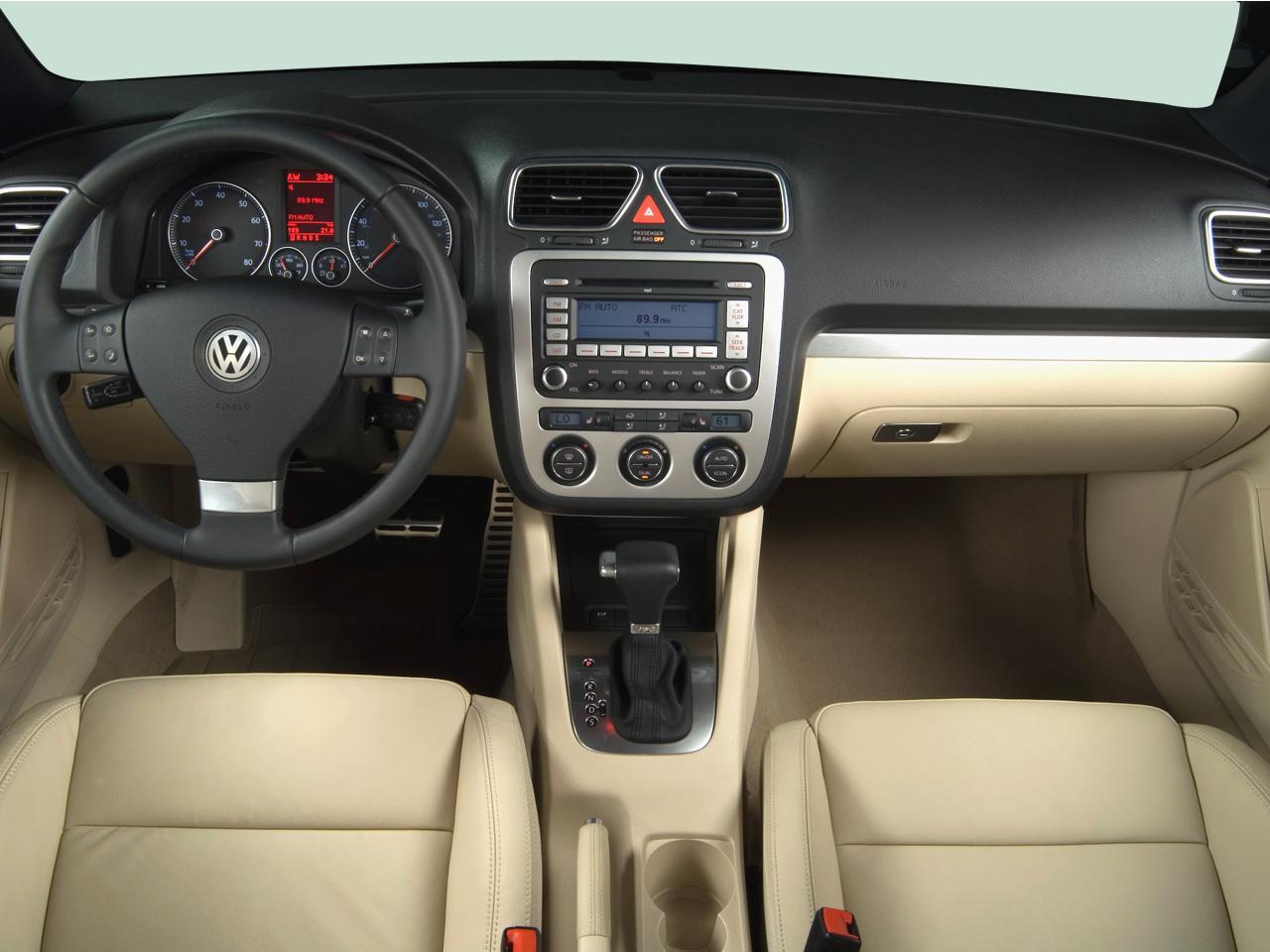 Volkswagen Eos Komfort