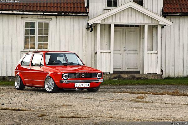 Volkswagen Golf LS