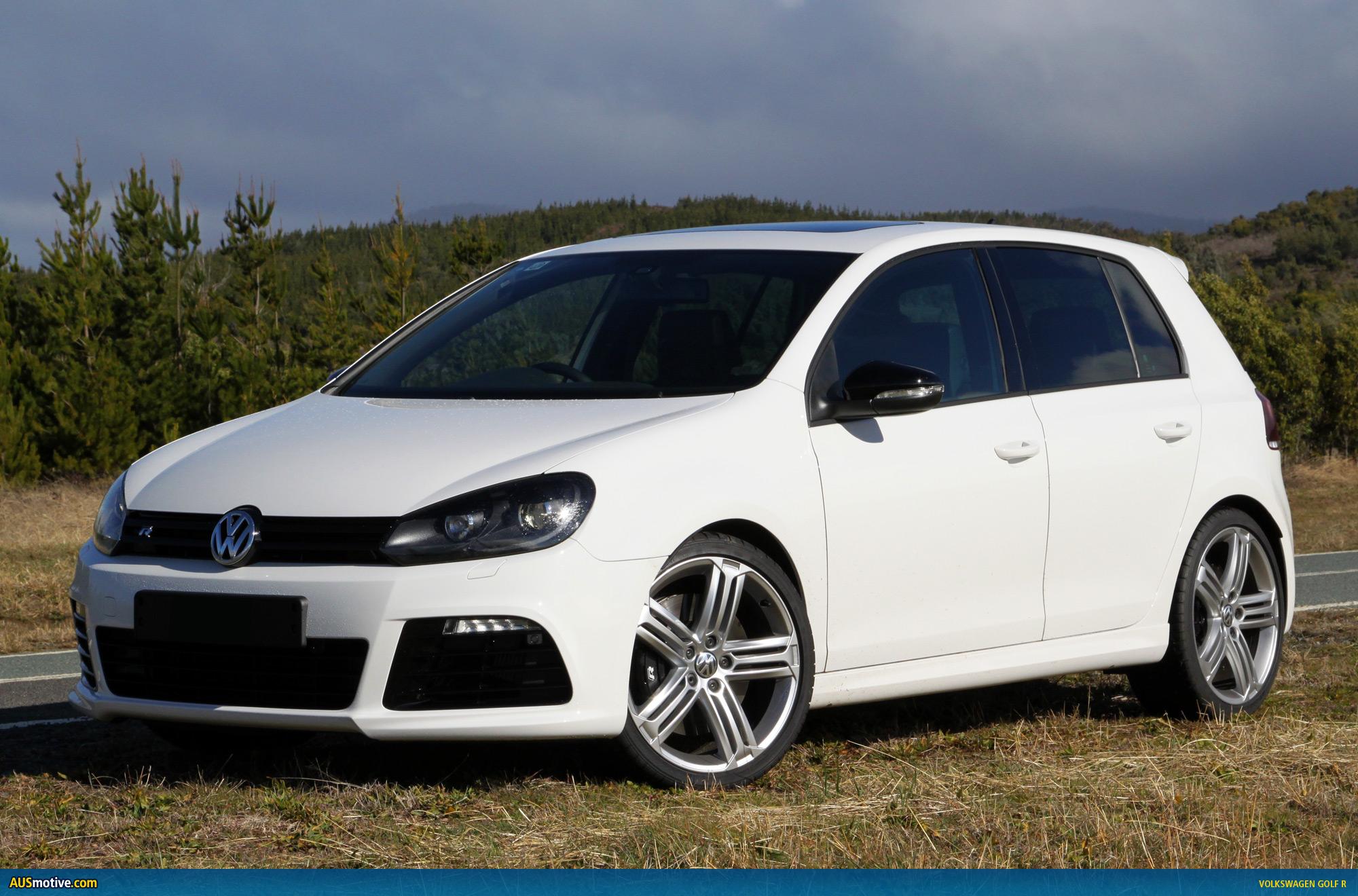 Volkswagen Golf R