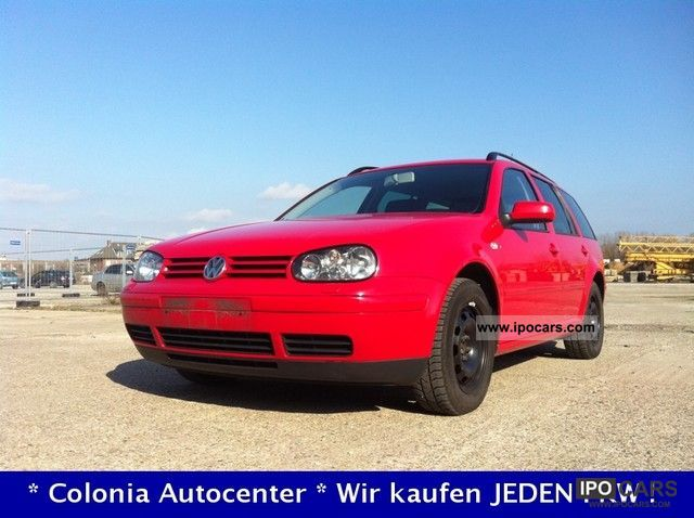 Volkswagen Golf Variant FSi