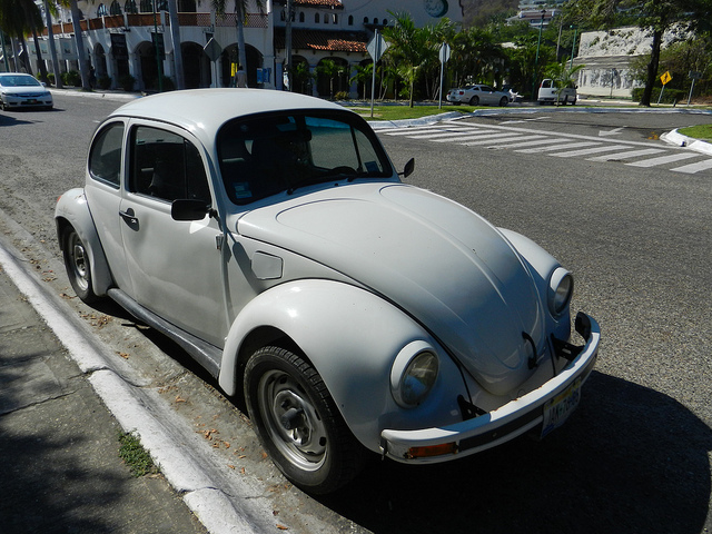 Volkswagen Kafer 1600 (Mexico)